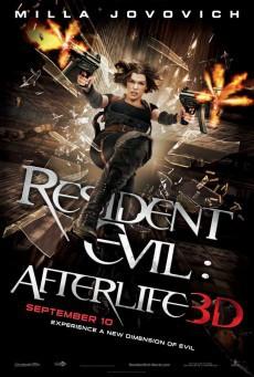 Resident Evil 4 Afterlife ผีชีวะ 4 สงครามแตกพันธุ์ไวรัส