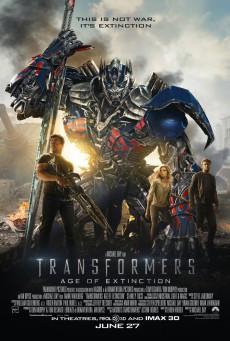 Transformers: Age of Extinction (2014) ทรานส์ฟอร์มเมอร์ส 4