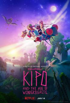 Kipo and the Age of Wonderbeasts (Season 2) คิโปกับยุคของวันเดอร์บีทส์