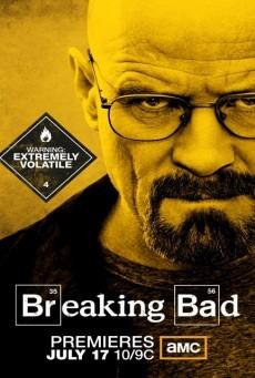 Breaking Bad Season 4 ดับเครื่องชน คนดีแตก ซีซั่น 4